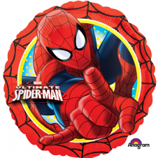 Spiderman Foil Helium Balloon